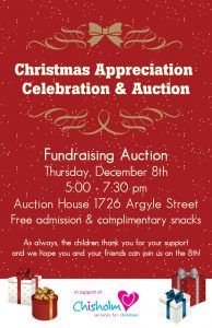 chisolm-auction-poster-dec-2016